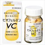 ビオフェルミンVC 120錠[第3類医薬品]