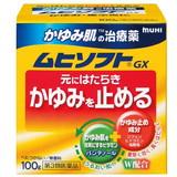 かゆみ肌の治療薬 ムヒソフトGX  100g[第3類医薬品]