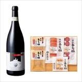 イタリア赤ワイン・平田牧場グルメ(味噌漬け)セット