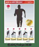 メダリスト公式フレーム切手(オリンピック)
